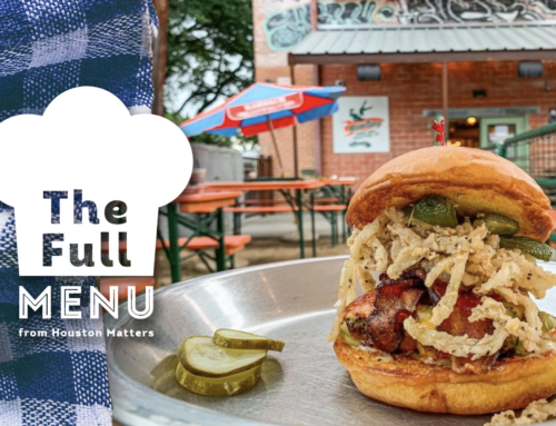 The Full Menu: Houston's Best Restaurants For Outdoor Dining