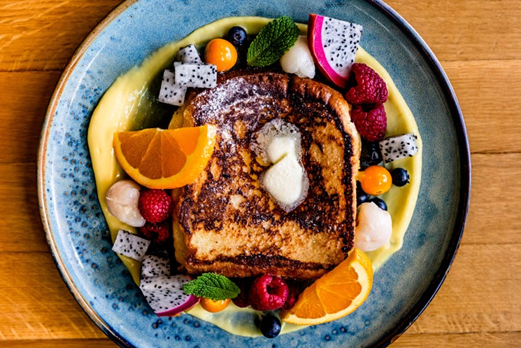 Where to Dine Out for Mother's Day Brunch 2021 in Houston