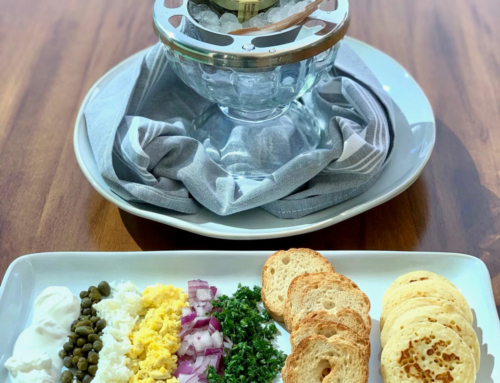 Houston's Best Caviar Restaurants for National Caviar Day or Any Special Occasion